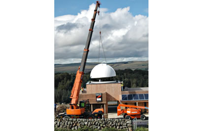 Scottish Dark Skies Observatory