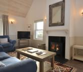 Shore Cottage Sitting Room, Ballantrae Holiday Cottages, Ballantrae