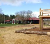 Tamar Manoukian Outdoor Centre, Dumfries House Estate, Cumnock
