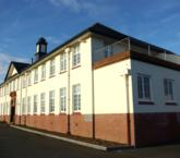Refurbishment of existing building in South Ayrshire