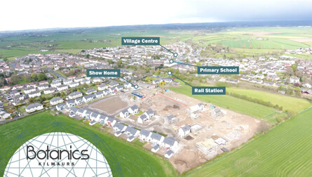 Bonanics Area Overview