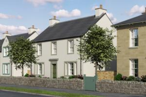 NEW HOUSETYPE COMING AT CHAPELTON, SEAMILL - THE BEACHCOMBER - 4 bed detached villa