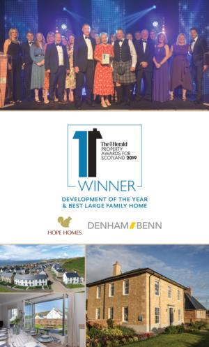 Chapelton, Seamill named Development of the Year!