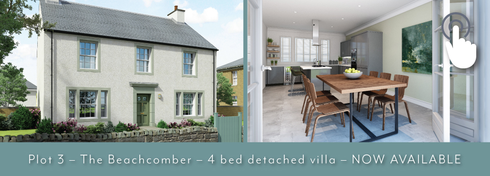New 4 bed detached villa - NOW AVAILABLE