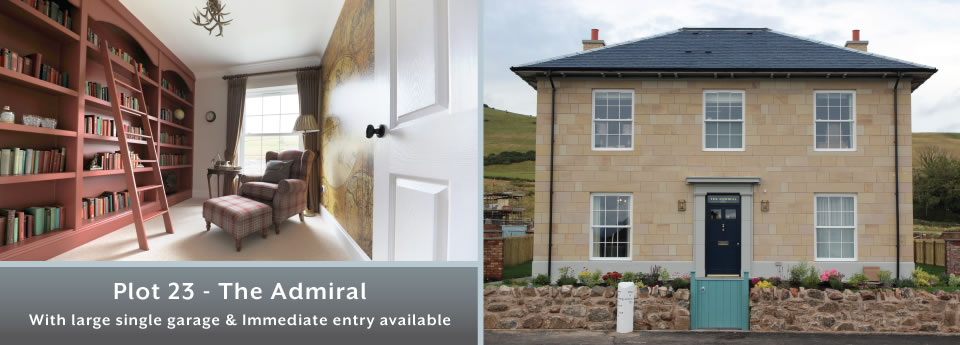 Seamill - Plot 23 immediate entry